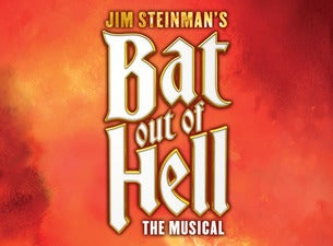 Bat Out Of Hell The Musical (NY)