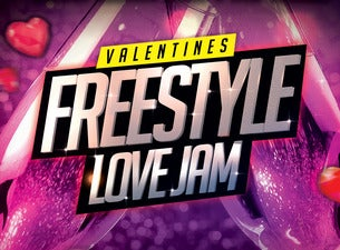 Valentines Freestyle Love Jam
