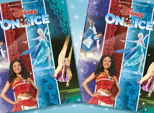 Disney On Ice! Dare to Dream Souvenir Program