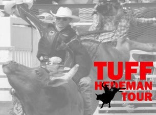 Tuff Hedeman Bull Riding