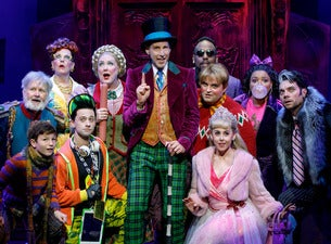 Roald Dahl's Charlie and the Chocolate Factory (Touring)