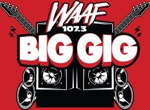 WAAF Big Gig