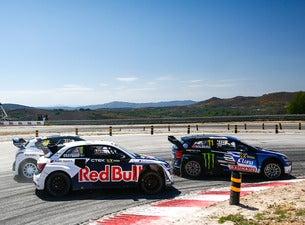 FIA World Rallycross Parking