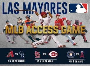MLB Monterrey Series
