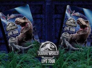 Jurassic World Live Tour - Official Souvenir Tag!