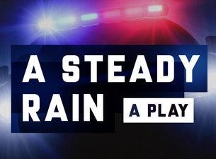 Walnut Street Theatre's A Steady Rain