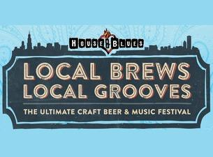 Local Brews Local Grooves - Cleveland