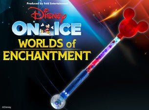 Disney on Ice Worlds Of Enchantment - Mickey Light-Up Wand
