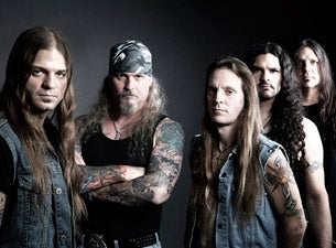 Iced Earth Tickets