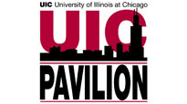Logo for UIC Pavilion