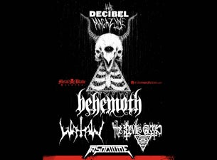 The Noise Presents BEHEMOTH: ECCLESIA DIABOLICA AMERICA 2018 E.V.