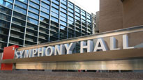 Symphony Hall Tickets