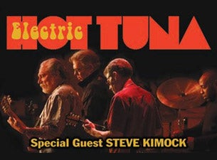 Electric Hot Tuna Tickets