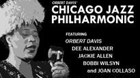 Chicago Jazz Philharmonic - Through Ella's Eyes discount opportunity for show in Chicago, IL (Auditorium Theatre)