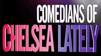 Comedians From Chelsea Lately discount opportunity for show in Michigan City, IN (Blue Chip Casino)
