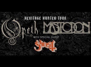 Mastodon | Opeth | Gojira | Eagles of Death Metal