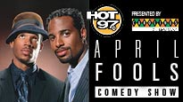 Hot 97 April Fools Comedy Show presale password for show tickets in New York, NY (The Theater at Madison Square Garden)