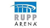 Logo for Rupp Arena
