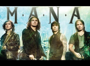 Maná Tickets