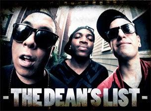 The Dean's ListTickets