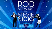 Rod Stewart/Stevie Nicks - Heart and Soul 2012 Tour pre-sale password for early tickets in Pittsburgh