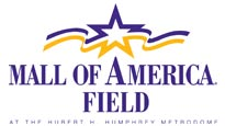 Mall of America Field at the Hubert H. Humphrey Metrodome Tickets
