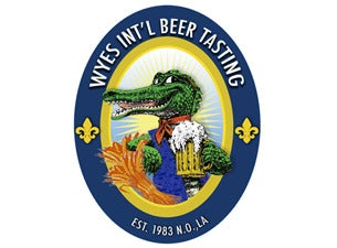 Wyes Int'l Beer Tasting Tickets