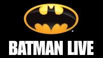 BATMAN LIVE pre-sale password for early tickets in Colorado Springs