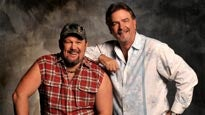 presale password for Larry The Cable Guy and Bill Engvall tickets in Montgomery - AL (Garrett Coliseum)