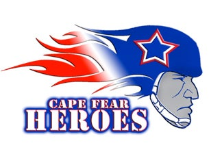 Cape Fear Heroes Tickets
