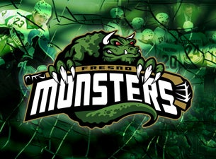 Fresno Monsters Tickets