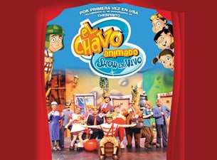 El Chavo Del 8 Animado - En Vivo Tickets