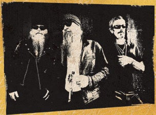 ZZ Top - 50th Anniversary Tour