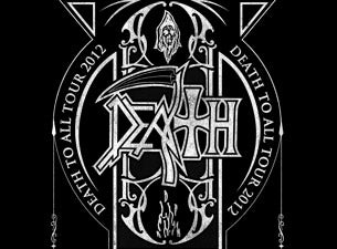 DEATH TO ALL: Celebrating Chuck Schuldiner in Aid of Sweet Relief