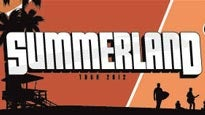 Summerland Tour discount opportunity for event in Uncasville, CT (Mohegan Sun Arena)