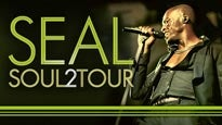 Seal: Soul 2 Tour presale password for concert tickets in Los Angeles, CA (Nokia Theatre L.A. LIVE)