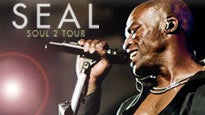 Seal: Soul 2 Tour presale password for early tickets in New York