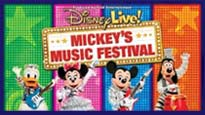 Disney Live! Mickey's Music Festival discount offer for musical tickets in Houston, TX (Reliant Arena)