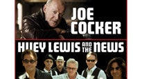 Joe Cocker / Huey Lewis and the News presale code for show tickets in Los Angeles, CA (Greek Theatre)