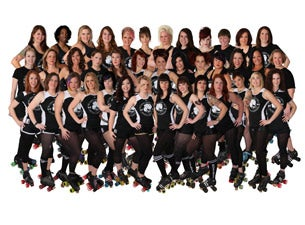 No Coast Derby Girls Tickets