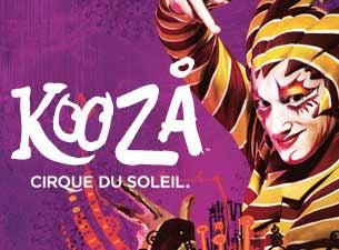 Cirque Du Soleil Kooza Tickets