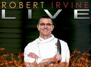 Robert Irvine Tickets