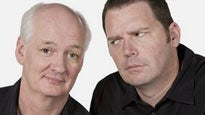 Colin Mochrie & Brad Sherwood at STEPHENS AUDITORIUM