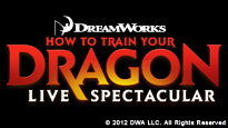 DreamWorks How To Train Your Dragon Live Spectacular discount offer for show tickets in Albany, NY (Times Union Center)