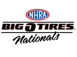 Big O Tires NHRA Nationals Tickets
