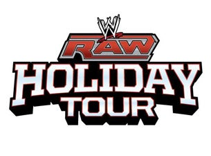 WWE RAW Holiday Tour Tickets