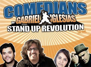 Comedians of Comedy Central's Stand-Up Revolution! Tickets