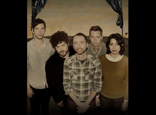 The Shins With Very Special Guests Spoon