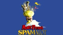 Spamalot presale password for early tickets in Raleigh
