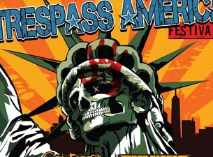 TRESPASS AMERICA FESTIVAL Tickets